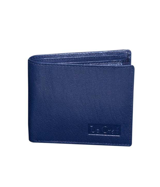 wallet and belt set