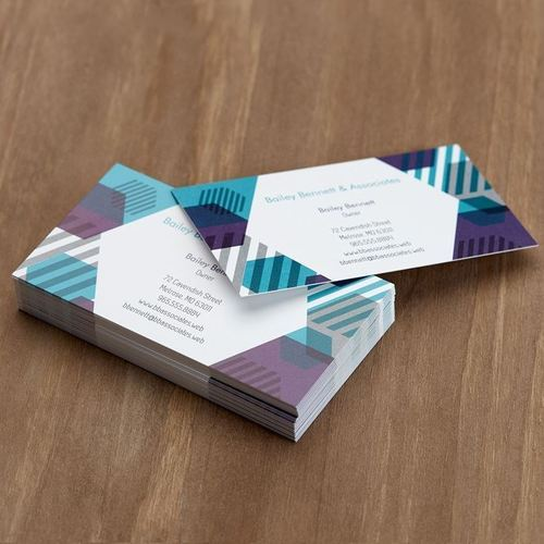 Printing Business cards